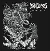 """CONVULSE - Inner Evil (12"""" LP on Black Vinyl)"""