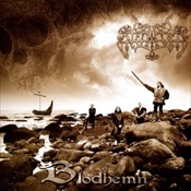 "ENSLAVED - Blodhemn (12"" LP on Black Vinyl)"