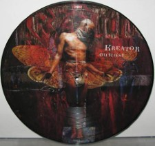 KREATOR - Outcast (Limited Edition)