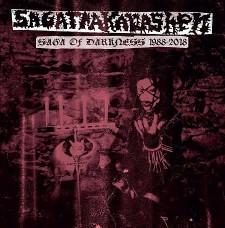 SAGATRAKAVASHEN - Saga Of Darkness 1988-2018