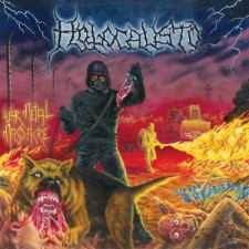 HOLOCAUSTO - War Metal Massacre