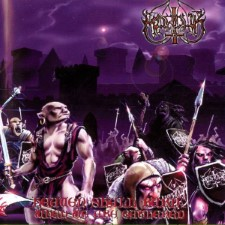 MARDUK - Heaven Shall Burn When We Are Gathered