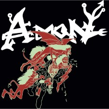 AMON - Sacrificial/Feasting The Beast