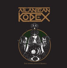 ATLANTEAN KODEX - The Annihilation Of Bavaria