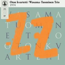 WASAMA-TUOMINEN TRIO / OTON KVARTETTI - Jazz-Liisa 7