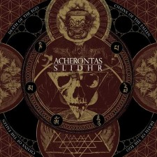 ACHERONTAS / SLIDHR - Death Of The Ego / Chains Of The Fallen