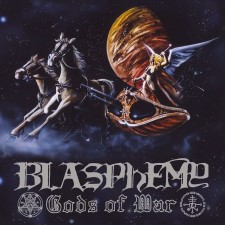 BLASPHEMY - Blood Upon The Altar / Gods Of War