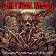 PAGANIZER / BIRDFLESH - Critical Mass Vol. 2