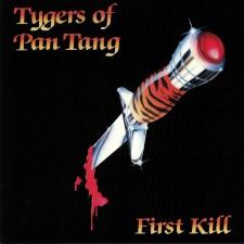 TYGERS OF PAN TANG - First Kill
