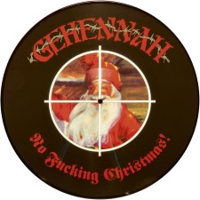 GEHENNAH - No Fucking Christmas!