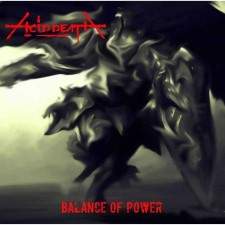 ACID DEATH - Balance Of Power