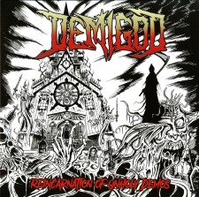 DEMIGOD - Reincarnation Of Unholy Demos