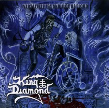 KING DIAMOND - Very Little Tea And Alot Of Blood