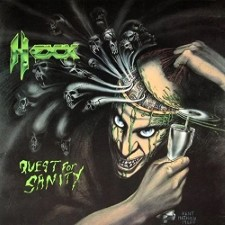 HEXX - Quest For Sanity / Watery Graves