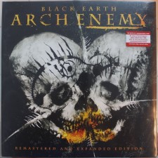ARCH ENEMY - Black Earth [Remastered And Expanded Edition]