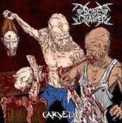 BONE GNAWER / THE SKELETAL - Carved / Remains