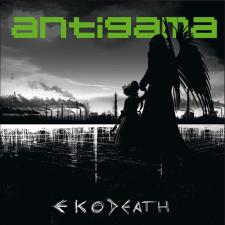 ANTIGAMA / SCHISMOPATHIC - Split