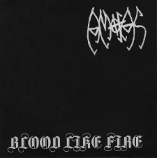 AMOFAS - Blood Like Fire