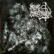 IMPURE CONSECRATION - Succumb To Impurity Fire