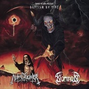NUNSLAUGHTER / NOMINON - Baptism By Fire