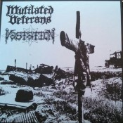 MUTILATED VETERANS / VASTATION - Split