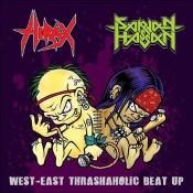 HIRAX / SARJAN HASSAN - West-East Thrashaholic Beat Up