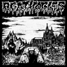 AGATHOCLES / IRON BUTTER - Split