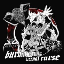 ABIGAIL / TERROR CROSS - Burning Kamikaze / Eternal Curse