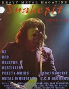 SNAKEPIT MAGAZINE - Issue #21 W/ Oblivion ?Quest For Power?
