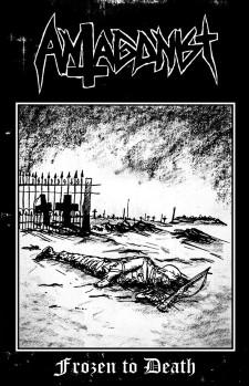 ANTAGONIST - Frozen To Death