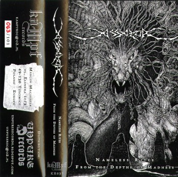 ASSATUR - Nameless Rites / From The Depths Of Madness
