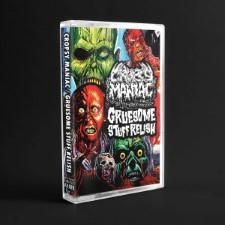 CROPSY MANIAC / GRUESOME STUFF RELISH - Split
