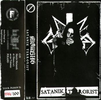 MORBUS - Satanik Terrorist
