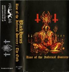 BLACKHORNS - Rise Of An Infernal Sorcery