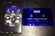OMENFILTH - Hymns Of Diabolical Treachery
