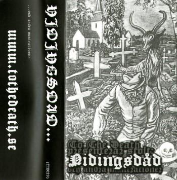 NECROCURSE / MORDANT / SUICIDAL WINDS - Nidingsdad : Compilation