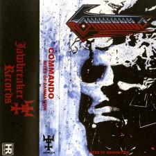 COMMANDO - Rites Of Damnation