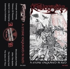 RAVENSIRE - Stone Engraved In Red
