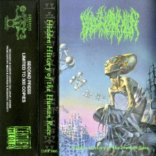 BLOOD INCANTATION - Hidden History Of The Human Race