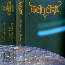 BEHERIT - Drawing Down The Moon