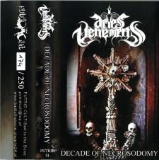 ARIES VEHEMENS - Decade Of Necrosodomy