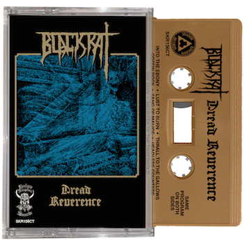 BLACKRAT - Dread Reverence