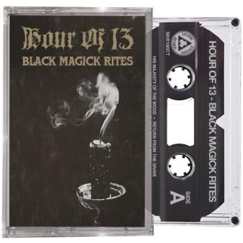 HOUR OF 13 - Black Magic Rites