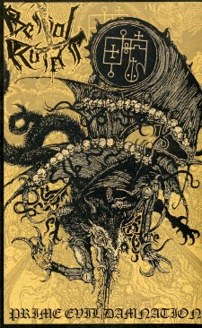 BESTIAL RAIDS - Prime Evil Damnation