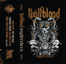 WOLFBLOOD - Nightriders