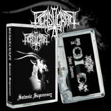 BEASTCRAFT - Satanic Supremacy
