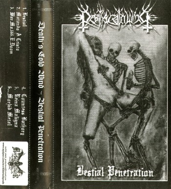 DEATH'S COLD WIND - Bestial Penetration