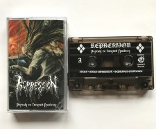 REPRESSION - Portals To Twisted Frailties