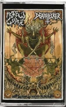 MORBUS GRAVE / DEATHFUCKER - Split