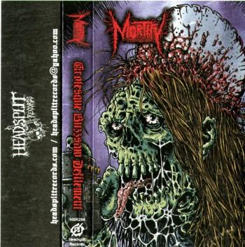 MORTIFY - Grotesque Buzzsaw Defilement